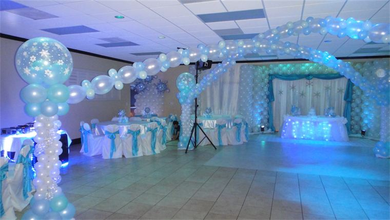 Sweet 16 decorations blue www pixshark com images galleries with a bite